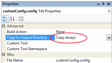 Copy Always
