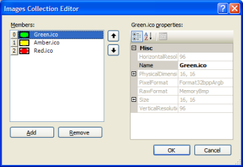 Images Collection Editor