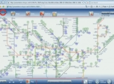 London Underground and WPF demo